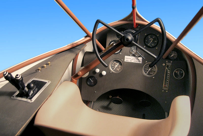 Cockpit Interieur